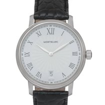 Montblanc Tradition Date Automatic Men's Watch 112635