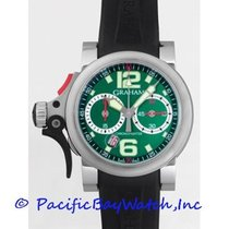 Graham Chronofighter R.A.C Trigger Olive Rush 2TRAS.G01A.K43B
