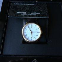 Maurice Lacroix Les Classiques Tradition 18K Pink Gold