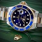 Rolex Submariner Steel & Gold Blue Dial