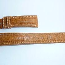 Tudor genuine 20mm Tiger gents Leather Bracelet Lederband Band