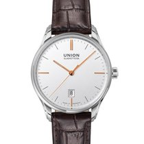 Union Glashütte Herrenuhr Viro Datum, D011.407.16.031.01