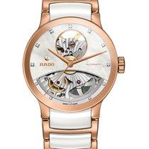 Rado Ladies R30248902 Centrix Open Heart Watch
