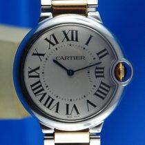 Cartier Ballon Bleu Steel and Gold