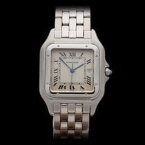 Cartier Panthere Jumbo Stainless Steel Gents 1300 or W25032P5