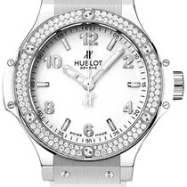 Hublot Big Bang Quartz Steel 38mm 361.se.2010.rw.1104