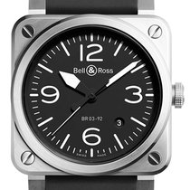 Bell & Ross BR03-92 Automatic 42mm BR03-92 Steel