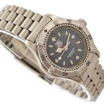 TAG Heuer 2000 Quartz WE1411-2  Ladies Watch