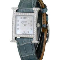 Hermès Heure H PM Diamants