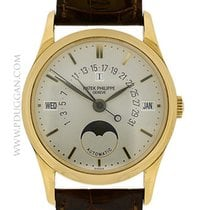 Patek Philippe 18k yellow gold Retrograde Perpetual Calendar