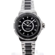 TAG Heuer Formula 1 Automatic Black Diamond Bezel Calibre 5