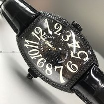 Franck Muller - Secret Hours Diamond Bazel Automatic Steel