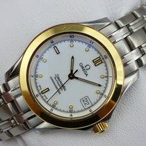 Omega Seamaster 120 Automatic Chronometer - Stahl-Gold - NOS
