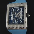 Richard Mille White Gold Pave Diamond Extra-Flat RM16