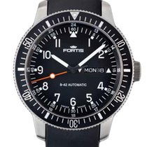 Fortis OFFICIAL COSMONAUTS DAY/DATE - 100 % NEW - FREE SHIPPING