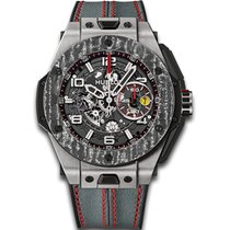 Hublot Big Bang Ferrari Carbon Limited Edition