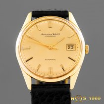 IWC Schaffhausen Gold Cal.8541 Automatic 1963 Year