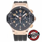 Hublot Big Bang Gold Ceramic Chronograph