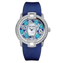 Roger Dubuis Velvet Blossom Velvet Blue White Gold