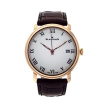 Blancpain Villeret 8 Days - NEW - 2017 with B + P Listprice...