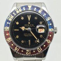 Rolex GMT MASTER BAKELITE GILT DIAL  FIRST SERIE 1958 VERY RARE