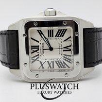Cartier Santos 100 XL 2656 51,1 x 41,3mm  2873 JUST SERVICED