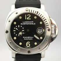 Panerai Luminor Submersible PAM00024 Dial Tritium 1999