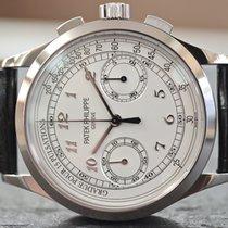 Patek Philippe Classic Chronograph in 18k White Gold
