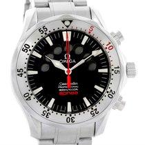 Omega Seamaster Apnea Jacques Mayol Watch 2595.50.00 Box Papers