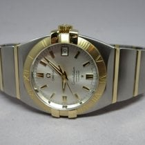 Omega Constellation Double Eagle 35mm Quartz Perpetual Calendar