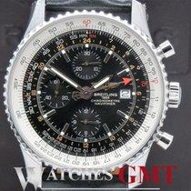 Breitling Navitimer Chrono World GMT