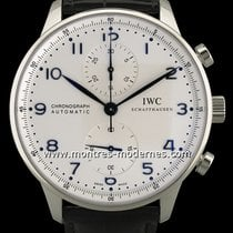 IWC Portugaise Chronographe Réf.3714
