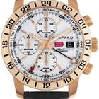Chopard MILLE MIGLIA CHRONOGRAPH GMT - ROSE GOLD - SKEL...
