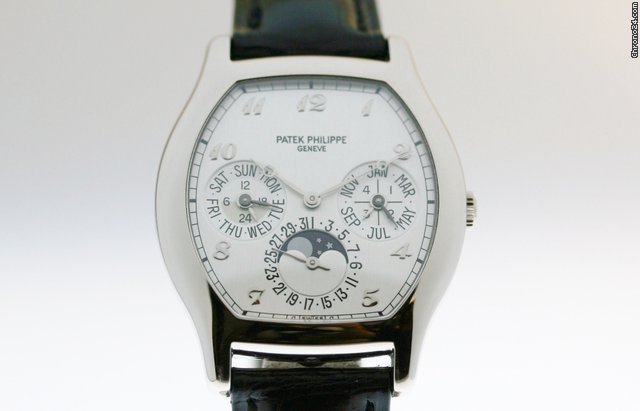 Patek Philippe Perpetual Calendar white gold