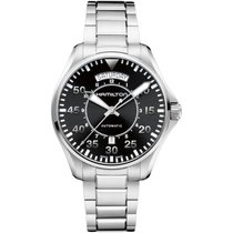 Hamilton Khaki Pilot Automatikuhr Day Date H64615135
