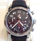 Girard Perregaux Ferrari chronograph gents steel watch