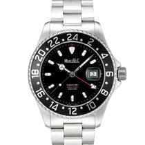 """Marcello C. """"Tridente GMT"""" 2005.4 mit schwarzem..."""