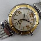 Charriol Celtic Herrenuhr - Stahl-Gold - 38 mm