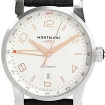 Montblanc Men's 109136 TimeWalker Voyager Watch