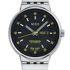 Mido All Dial Chronometer M83404B811
