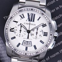 Cartier De Calibre Chronograph 42mm Automatic (mint)