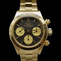 Rolex Cosmograph Daytona 6265 Gold 18 KT