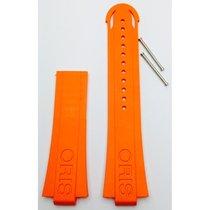 Oris Aquis Kautschukarmband ohne Schliesse 26mm 07 4 26 32
