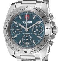 Tudor New $6080  MEN'S Chronograph REF.  20300 AUTOMATIC...