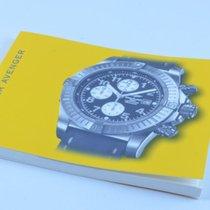 Breitling Anleitung Manual Super Avenger