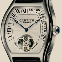 Cartier Tortue Tourbillon