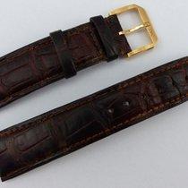 IWC Dornschließe Roségold 750 - mit IWC Krokolederband
