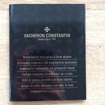 Vacheron Constantin Manual for Selfwinding Wristwatch with...