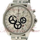 Breitling Bentley Barnato Racing, Silver Dial - Stainless...