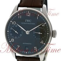 "IWC Portuguese Automatic 7-Day Power Reserve, ""Ardoise&#34..."